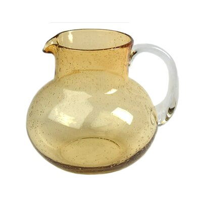 Iris Pitcher in Citrine