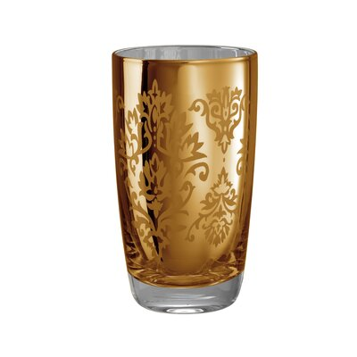 Artland Brocade Highball Glass in Gold