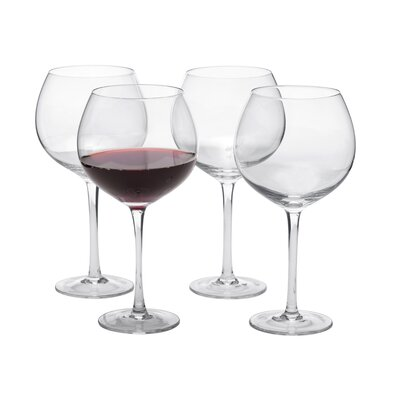 Artland Sommelier Wine Balloon Glass (Set of 4)
