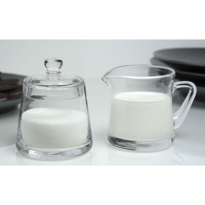 Artland Simplicity Sugar and Creamer Set