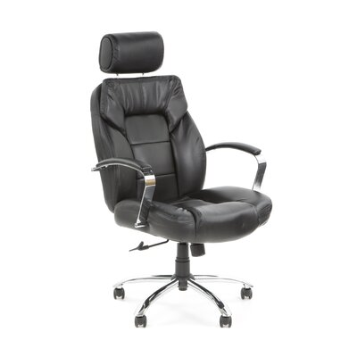 Comfort Products Commodore II Oversize High-Back Leather Executive Chair