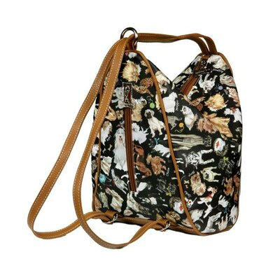 Sydney Love Cats and Dogs Backpack