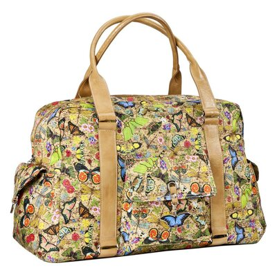 "Sydney Love Botanical 17"" Overnight Travel Duffel"
