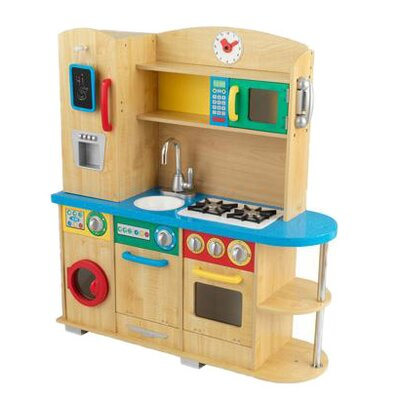 KidKraft Cook Together Kitchen