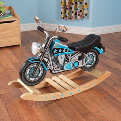 KidKraft Star Studded Rockin Motorcycle