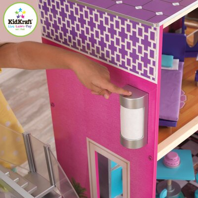 KidKraft Uptown Dollhouse with Furniture