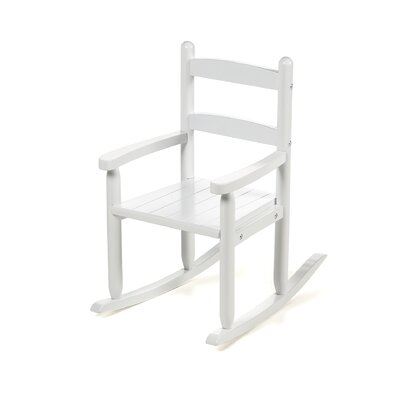 KidKraft Kid's  2-Slat Rocking Chair