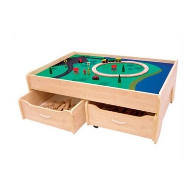 KidKraft Train Trundle Drawer