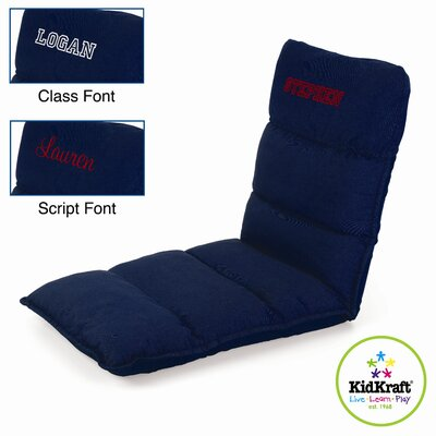 KidKraft Personalized Adjustable Kid's Sleeper