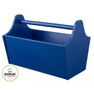 Toy Box Caddy in Blue