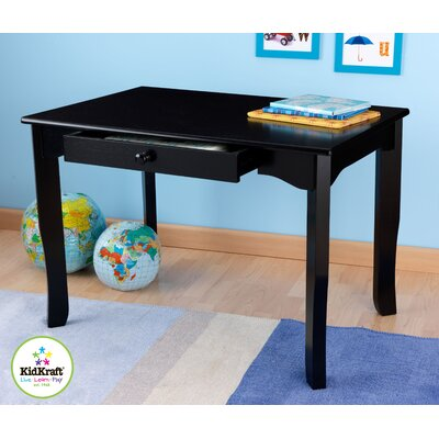 KidKraft Avalon Kids Rectangular Writing Table and Chair Set