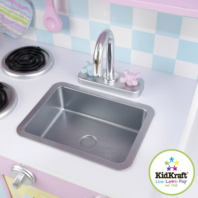 KidKraft Pastel Play Kitchen Set