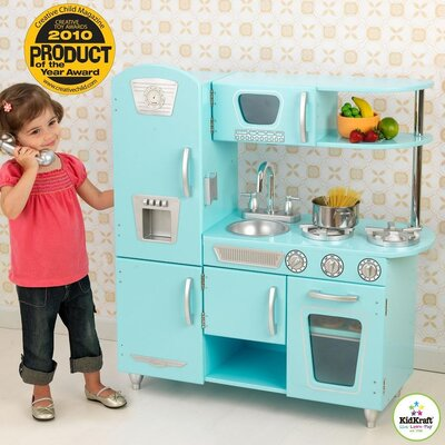KidKraft Blue Vintage Kitchen