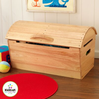 KidKraft Round Top Storage Chest