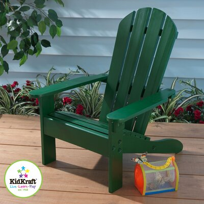 KidKraft Kid's Adirondack Chair