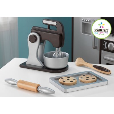 KidKraft Baking Set in Espresso