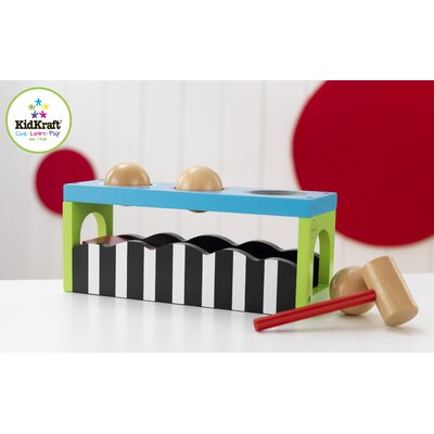 KidKraft Pound and Roll Play Bench
