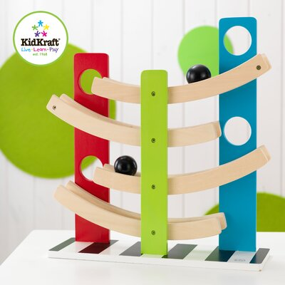 KidKraft Zig Zag Ball Run Toy