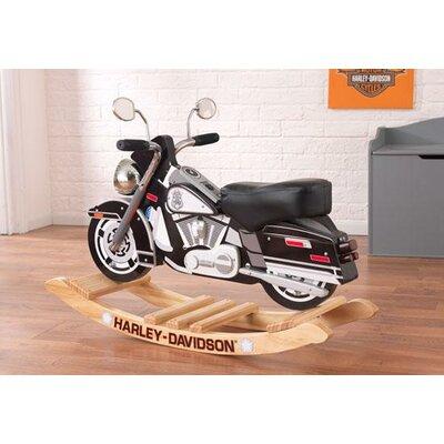KidKraft Harley-Davidson Roaring Police Rocker