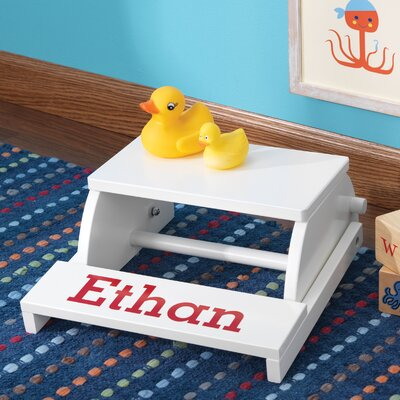 KidKraft Personalized Kid's Stool