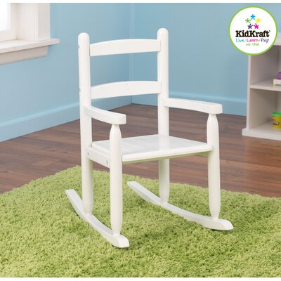<strong>KidKraft</strong> Personalized Kid's Rocking Chair