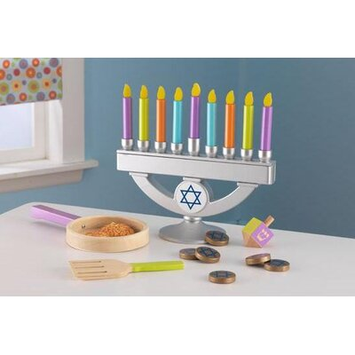 KidKraft 14 Piece Chanukah Set