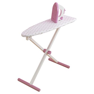 Tiffany Bow Doll Ironing Board
