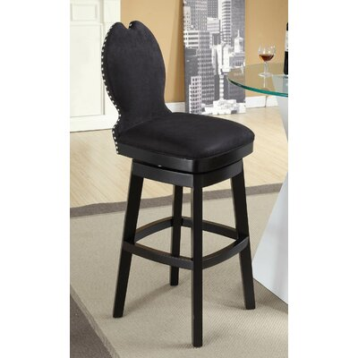 Armen Living Ava Swivel Barstool