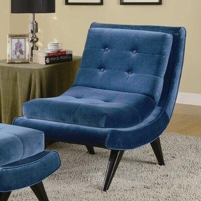 Armen Living 5th Avenue Chair and Ottoman