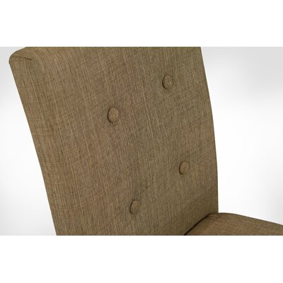 Armen Living Urbanity Wall Street Side Chair