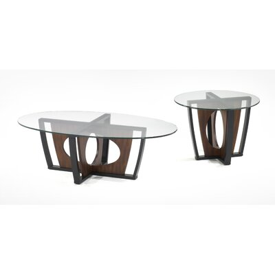 Armen Living Urbanity Decca Coffee Table