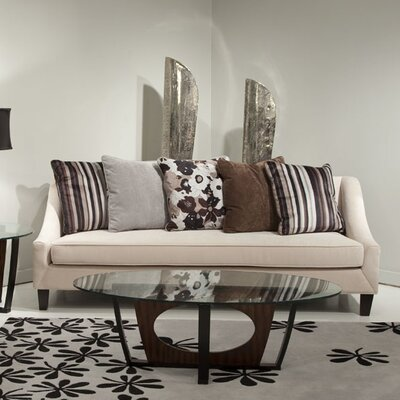 Armen Living Barclay Chenille Sofa