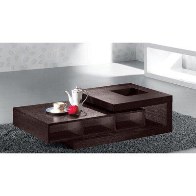 Armen Living Geometric Coffee Table