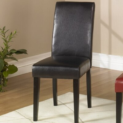 Armen Living Parsons Chair (Set of 2)