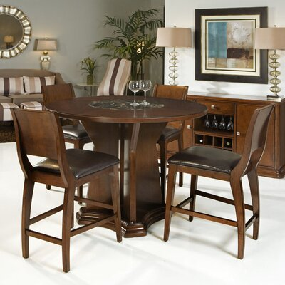 Ashton 5 Piece Counter-Height Dining Set