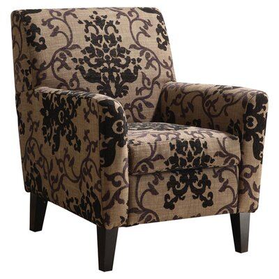 Armen Living Fiesta Medallion Chair