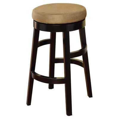 "Armen Living Halo 30"" Swivel Barstool"