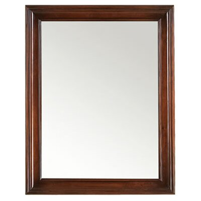 <strong>Ronbow</strong> Traditional Style Wood framed mirror - 24inches x 32inches