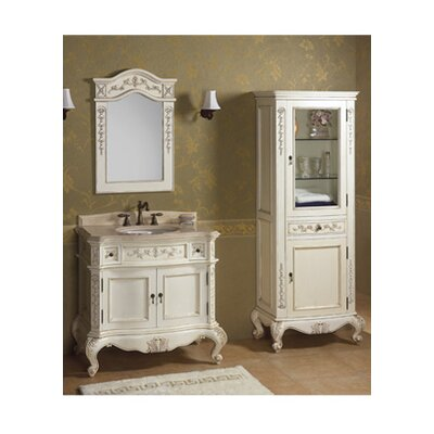 "Ronbow Vintage Bordeaux 36"" Bathroom Vanity"