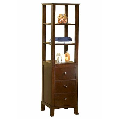 "Ronbow Neo Classic 19.625"" x 72"" Linen Tower"