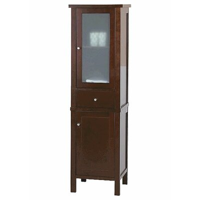 "Ronbow Contempo 64.94"" x 18.88"" Freestanding Linen Tower"