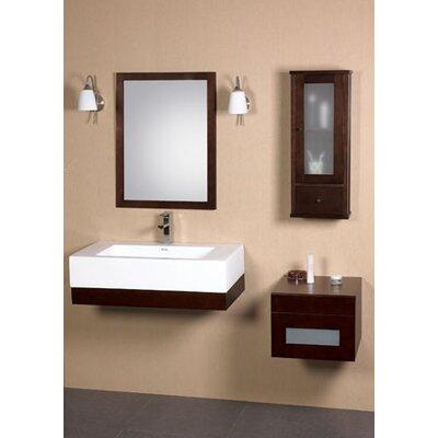 """Ronbow Modular Adina 36"""" Wall Mount Bathroom Sink Set"""