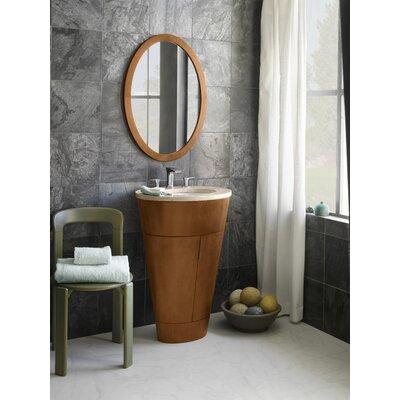 """Ronbow Contempo Leonie 23.63"""" W Cinnamon Vanity Cabinet"""