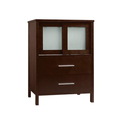 "Ronbow Contempo 23"" Minerva Wood Vanity Base"