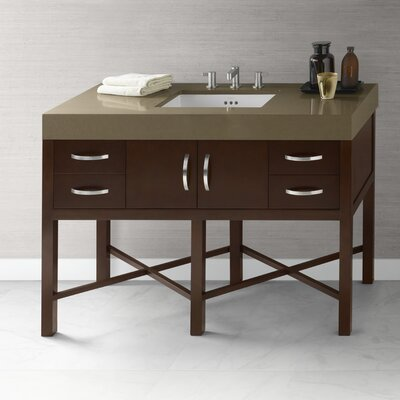 "Ronbow Haley 48"" Wood Vanity Set"