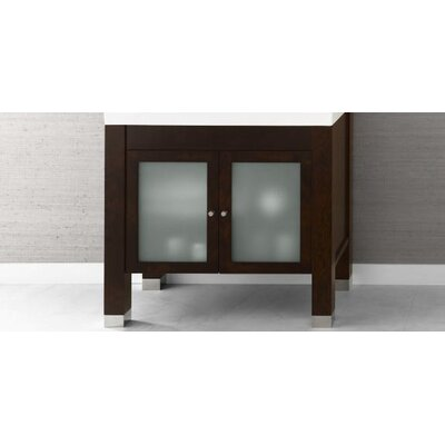 "Ronbow Contempo 36"" Devon Wood Vanity Base"