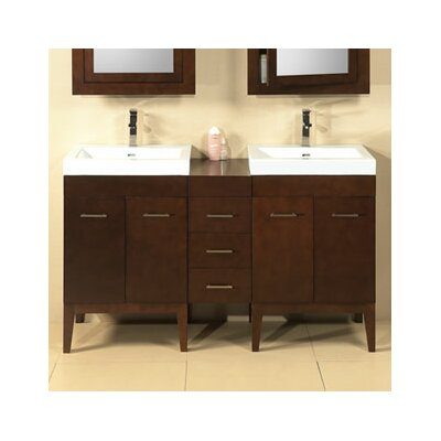 "Ronbow Modular Venus 58"" Bathroom Vanity Set"