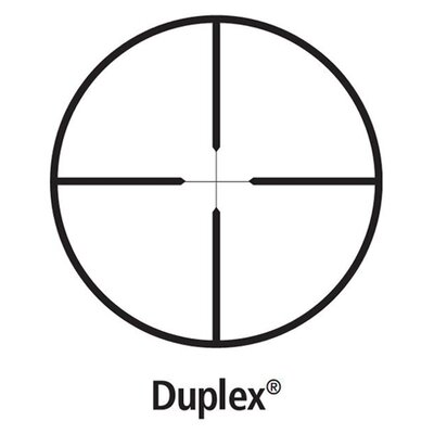 Leupold VX-3 Scope 4.5-14x40mm Adj Obj Duplex Reticle in Matte Black