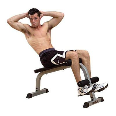 Powerline Board Decline Ab Bench