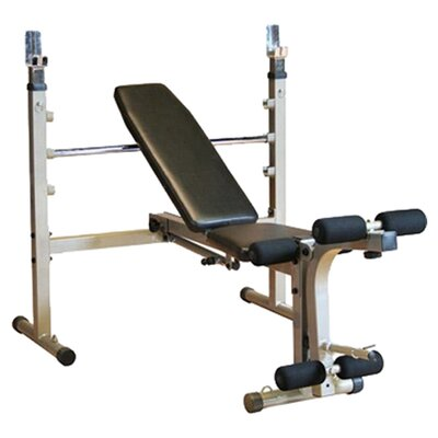 <strong>Best Fitness</strong> Adjustable Olympic Bench